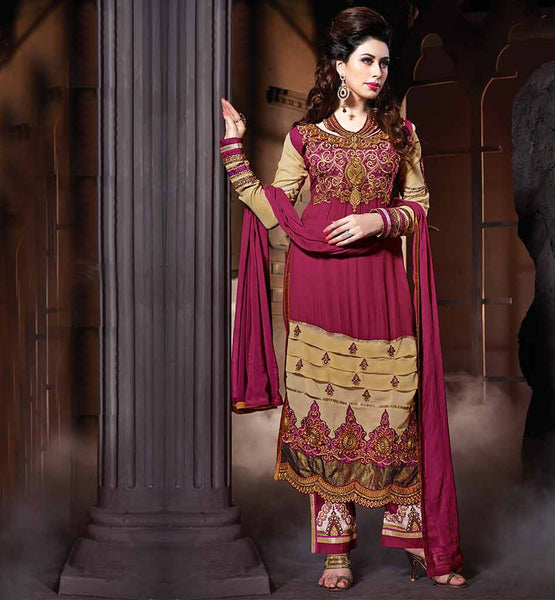 LATEST DESIGNER PARTY WEAR SALWAR KAMEEZ STRAIGHT AND TRENDY PAKISTANI SALWAR KAMEEZ WITH GREAT  EMBROIDERY WORK
