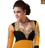 latest wedding wear anarkali dress picture