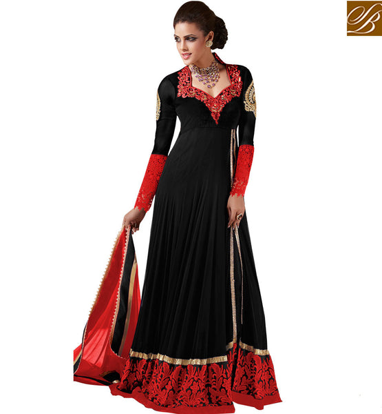 SUPERIOR STYLE WEDDING WEAR ANARKALI DRESSES FOR MODERN INDIAN LADY