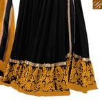 RAMA FASHIONS SURAT RETRO HIT DESIGN 1705 NEW COLORS BLACK WITH YELLOW