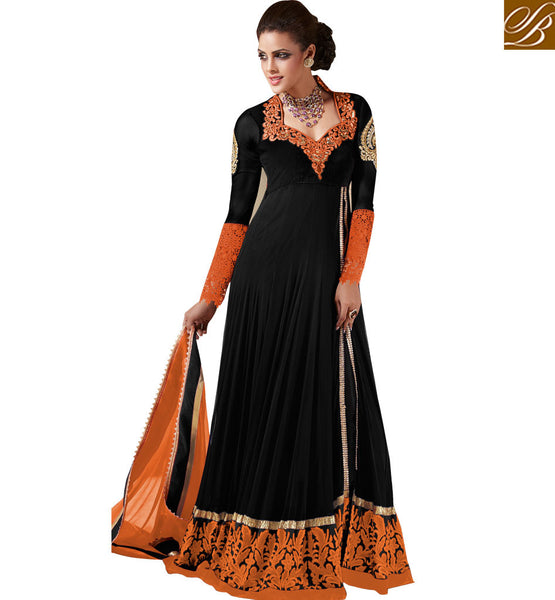 SPECIAL EDITION GOWN LOOK FULL LENGTH ANARKALI SALWAR KAMEEZ SUITS