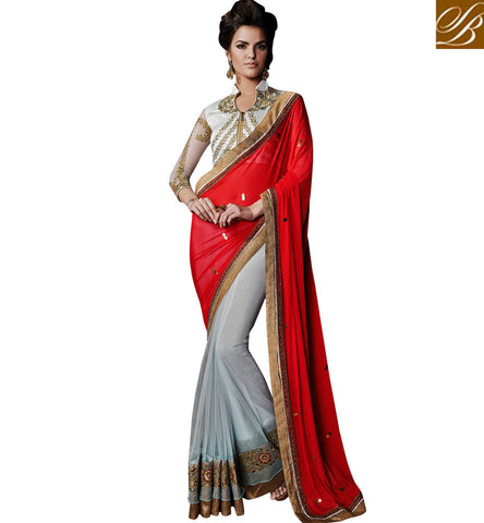 LATEST SAREE BLOUSE DESIGNS ONLINE SHOPPING INDIA AT REASONABLE RATES