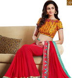 ROYAL DESIGNER PARTY WEAR SAREE DESIGN VAR1810 BY STYLISH BAZAAR