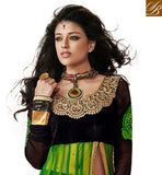 1821 RAMA FASHIONS SAAZ COLLECTION GREEN NET