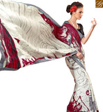 GORGEOUS DIGITAL PRINT CASUAL WEAR SAREE VAR1853
