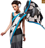 BEWITCHING DESIGNER DIGITAL PRINTED SARI VAR1860 BY STYLISH BAZAAR