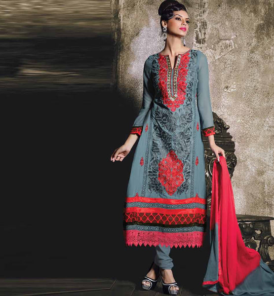 Indian designer salwar kameez suits