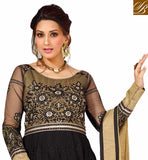 BOLLYWOOD CELEBRITY SONALI BENDRE DESIGNER ANARKALI ONLINE SHOPPING INDIA