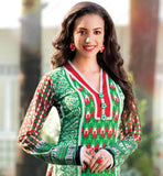 NEW 2015 STYLE INDIAN TUNIC  TOP SHOPPING NECK PATTERN FOR KURTIS PRINTED LONG SHIRT DESIGN
