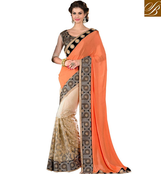 STYLISH BAZAAR BEAUTIFULLY DESIGNED SARI DESIGN RTSTR2001