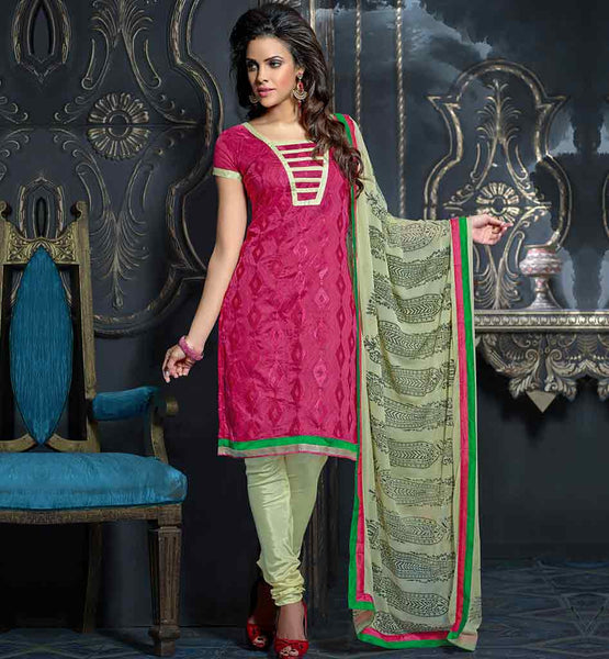 WOMEN SIMPLE SOBER OFFICE WEAR SALWAR KAMEEZ SUITS AT CHEAP PRICE