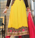 LATEST FASHION PARTY WEAR SALWAR KAMEEZ