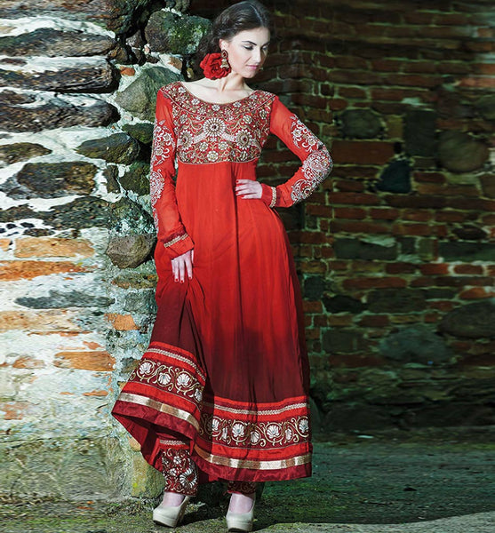 MAJESTIC MAROON ANARKALI SALWAR SUIT INZH2002 - StylishBazaar - online shopping for anarkali suits, online shopping for anarkali dress, online shopping of anarkali suits, online shopping anarkali dress, online shopping of anarkali dress