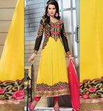 EXCITING PARTY WEAR SALWAR SUIT