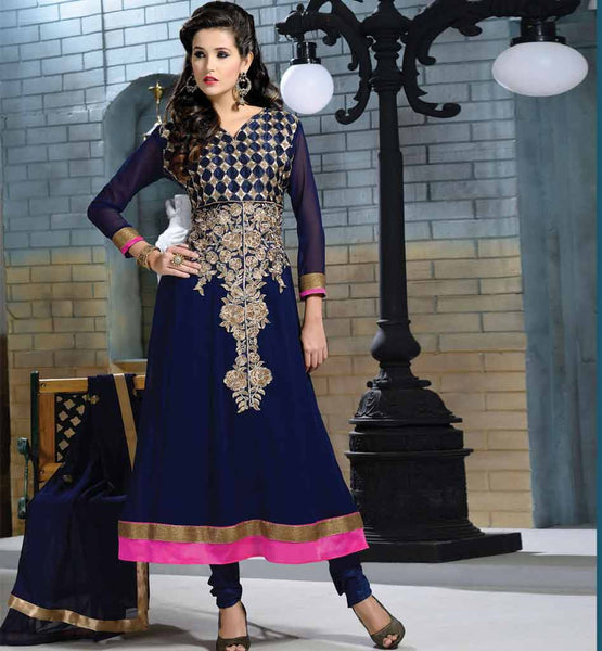 ATTRACTIVE PARTY WEAR SALWAR SUIT RTPEA2003