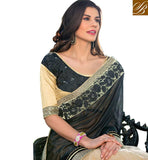 BROUGHT TO YOU BY STYLISH BAZAAR PRETTY DESIGNER PARTY WEAR SAREE RTSTR2004