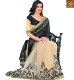 FROM THE HOUSE  OF STYLISH BAZAAR PRETTY DESIGNER PARTY WEAR SAREE RTSTR2004