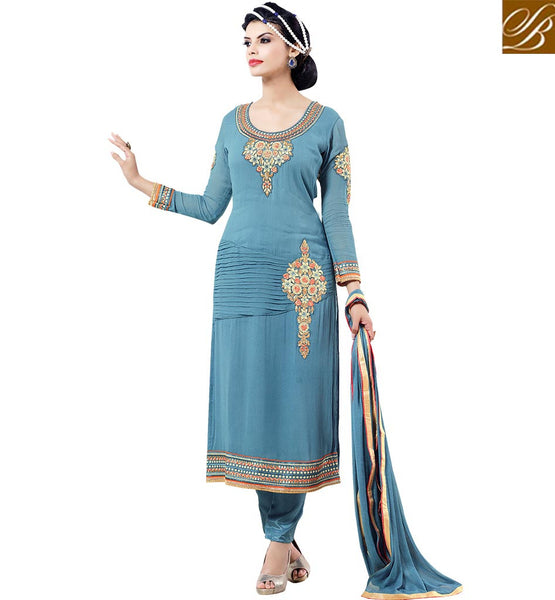 BROUGHT TO YOU BY STYLISH BAZAAR CLASSY SALWAAR SUIT SPECIALLY CREATED FOR PARTIES VDASN2004