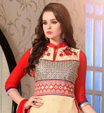 PIC OF DESIGNER INDIAN SALWAR SUIT FOR WOMEN