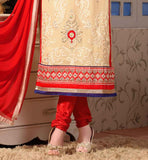 BEAUTIFUL PUNJABI SALWAR KAMEEZ ANARKALI NECK DESIGNS FOR LONG ANARKALI FROCKS