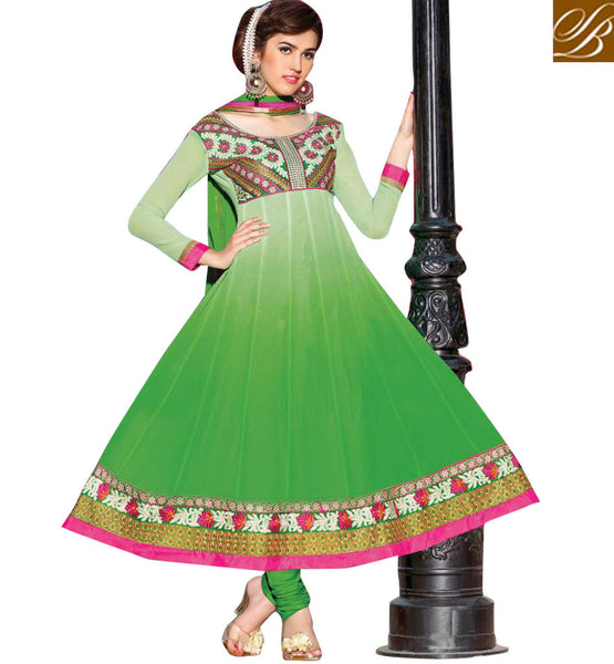 Indian Party wear Anarkali salwar suits | Stylishbazaar Online Shoppping