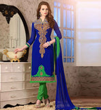 CHUDIDAR DRESS PATTERNS SUIT DESIGNS 2015 STYLISH NEW STYLE OUTFIT