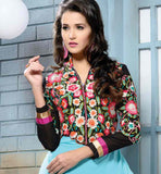 TRENDY PARTY WEAR SALWAR SUIT RTPEA2007