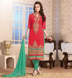 CHUDIDAR DRESS DESIGNS SUIT FASHION 2015 DESIGNER WEAR SALWAR KAMIZ