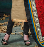 SMART COLOR COMBINATION OF THE DRESS AND STYLISH DUPATTA MAKES THIS DRESS A WINNER OFFICE WEAR SALWAR KAMEEZ ONLINE SHOPPING INDIA