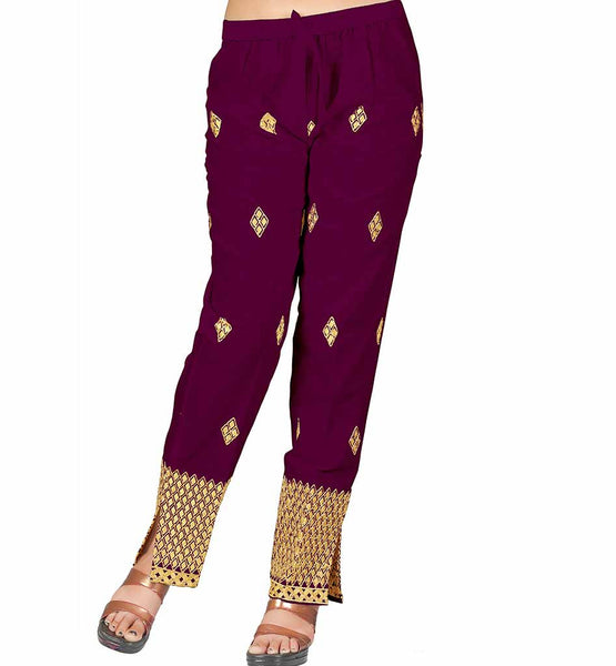 SHOP PAKISTANI TROUSER PATTERN SALWAR ONLINE IN INDIA FREE SHIPPING