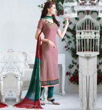 STYLISH FROCK SUIT SALWAR KAMEEZ NECK DESIGNS PURE COTTON CLOTHING