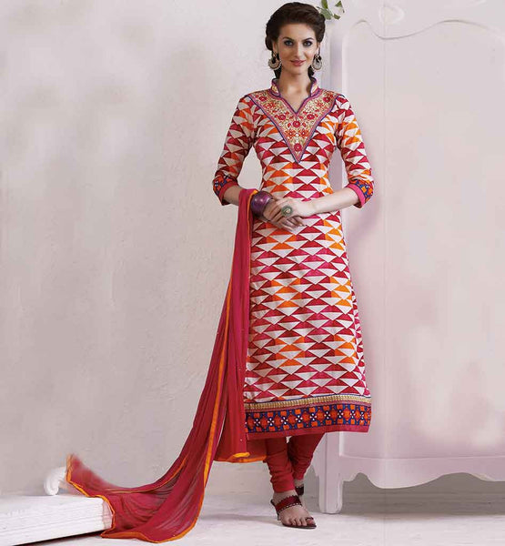 STYLISH GIRL CLOTHES KAMEEZ SHALWAR DESIGN DRESS 2015 PURE COTTON