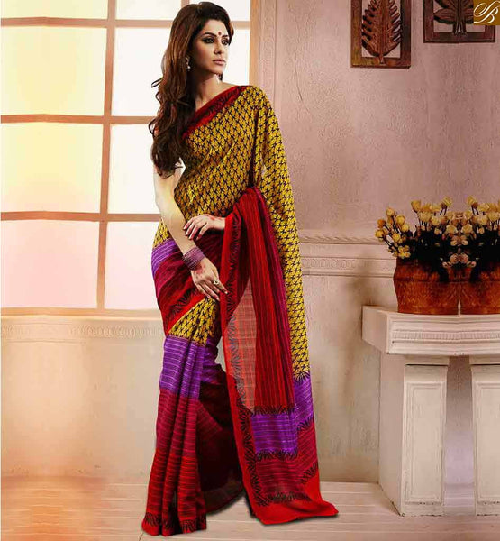 South Indian Saree Blouse Designs Casual Designer Wear Model Terrific South Indian Style Casual Designer Wear Saree Blouse For Women