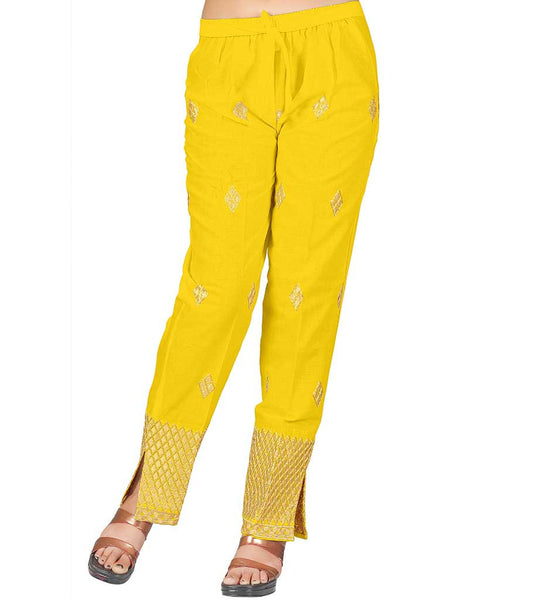 LATEST FASHION COTTON TROUSER PANTS SALWAR FOR WOMEN ONLINE INDIA