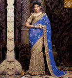 DESIGNER WEDDING SAREES ONLINE OF LATEST FASHION TREND RTVRT2058A