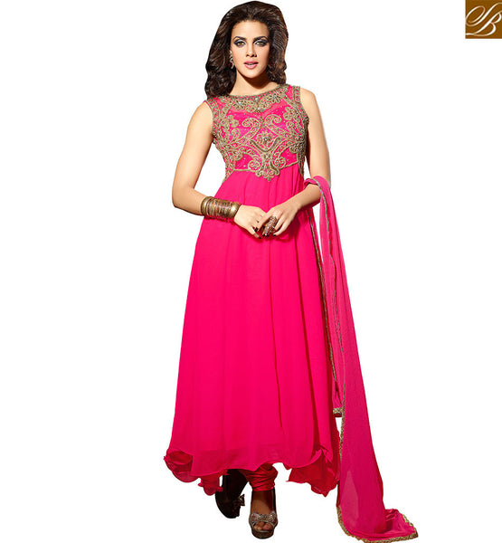 FROM THE HOUSE  OF STYLISH BAZAAR AMAZING PARTYWEAR DESIGNER SALWAR SUIT DESIGN VDKAS205
