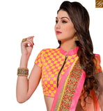 FROM THE HOUSE OF STYLISH BAZAAR GRAND DESIGNER SAREE BLOUSE DESIGN FOR PARTIES VAR2101