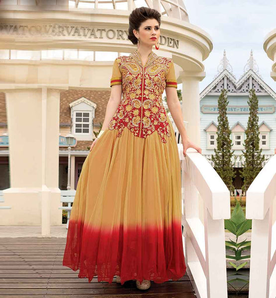 CHARMING ONLINE WOMENS WEDDING GOWN FOR GUESTS SHOPPING IN INDIA