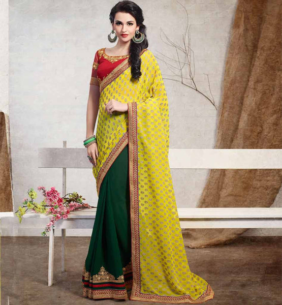 DESIGNER SAREE BLOUSE ONLINE SHOPPING INDIA FOR BIRTHDAY PARTY