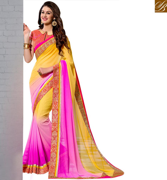 IDEAL SARI DESIGN CRAFTED FOR PARTIES VAR2102