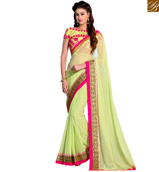 MAGNIFICENT DESIGNER SARI FOR PARTIES VAR2106