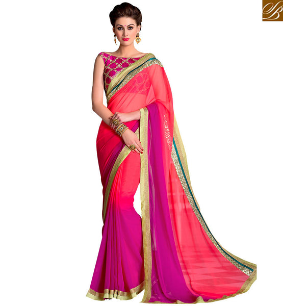 MESMERIC PARTY WEAR SARI DESIGN FOR PARTIES VAR2108