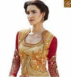 LATEST ONLINE INDIAN DESIGNER COLLECTION JACKET STYLED DRESS ANIM2117