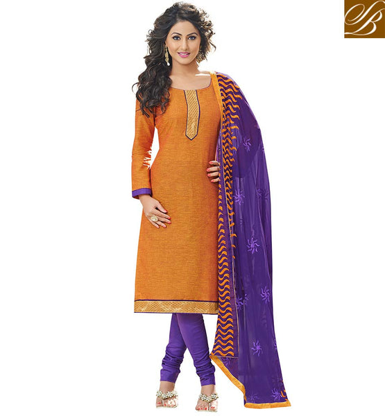 CHUDIDAR DRESS PATTERNS SUIT FASHION LATEST CELEBRITY SALWAR KAMEEZ DESIGN 2015