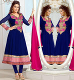 LONG ANARKALI SALWAR KAMEEZ PUT-ON BY BOLLYWOOD CELEBRITY SONALI BENDRE | STYLISH LONG ANARKALI SALWAR KAMEEZ DESIGNS COLLECTION | LOOK OF BOLLYWOOD FASHION WEAR ONLINE