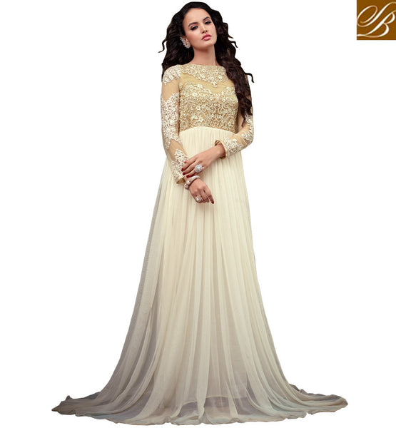 ROYAL LOOK MAISHA FLOOR LENGTH GOWN STYLE DRESS 2209
