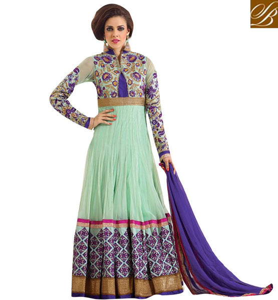 stylish anarkali dresses