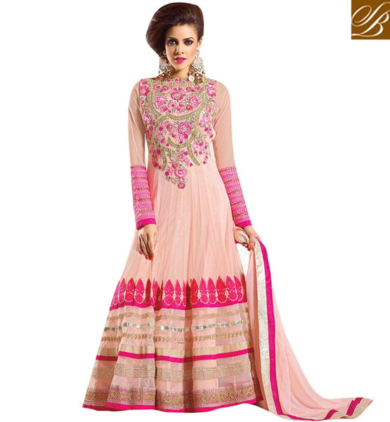 latest anarkali dress designs 2015