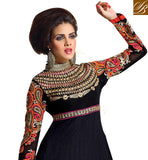 latest anarkali suits of celebrities