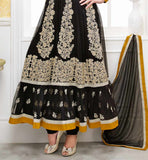 FANCY PATTERN KALIDAR ANKLE LENGTH ANARKALI SALWAR KAMEEZ DESIGN BELA FASHIONS SURAT ANARKALI 222
